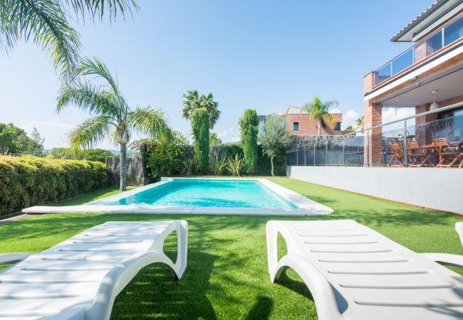 Ferienhaus OP HomeHolidaysRentals Adonis - Costa Barcelona (2678617), Caldes d'Estrac, Costa del Meresme, Katalonien, Spanien, Bild 7