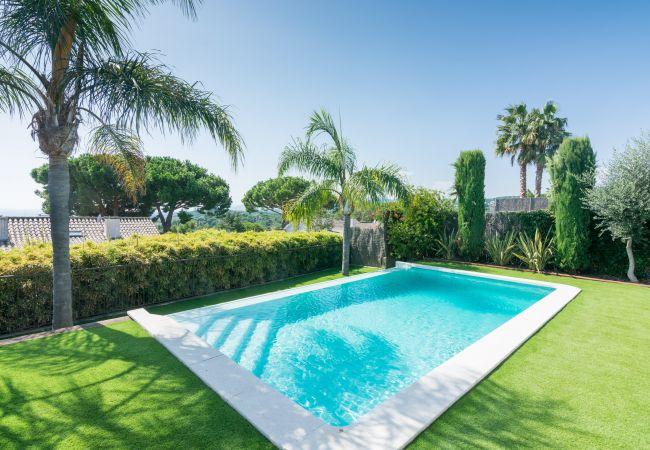 Ferienhaus OP HomeHolidaysRentals Adonis - Costa Barcelona (2678617), Caldes d'Estrac, Costa del Meresme, Katalonien, Spanien, Bild 9