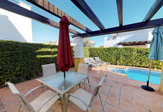 Casa Boga - A Murcia Holiday Rentals Property
