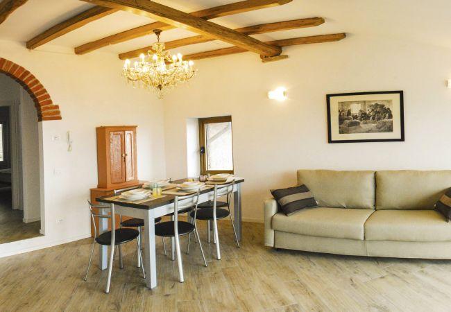 Cà de l'Adamo - Appartamento Gina   Gardasee - Lago di Garda