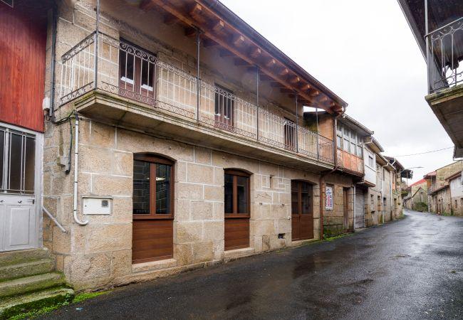 Gran Casiña Rural Queimada   Galizien