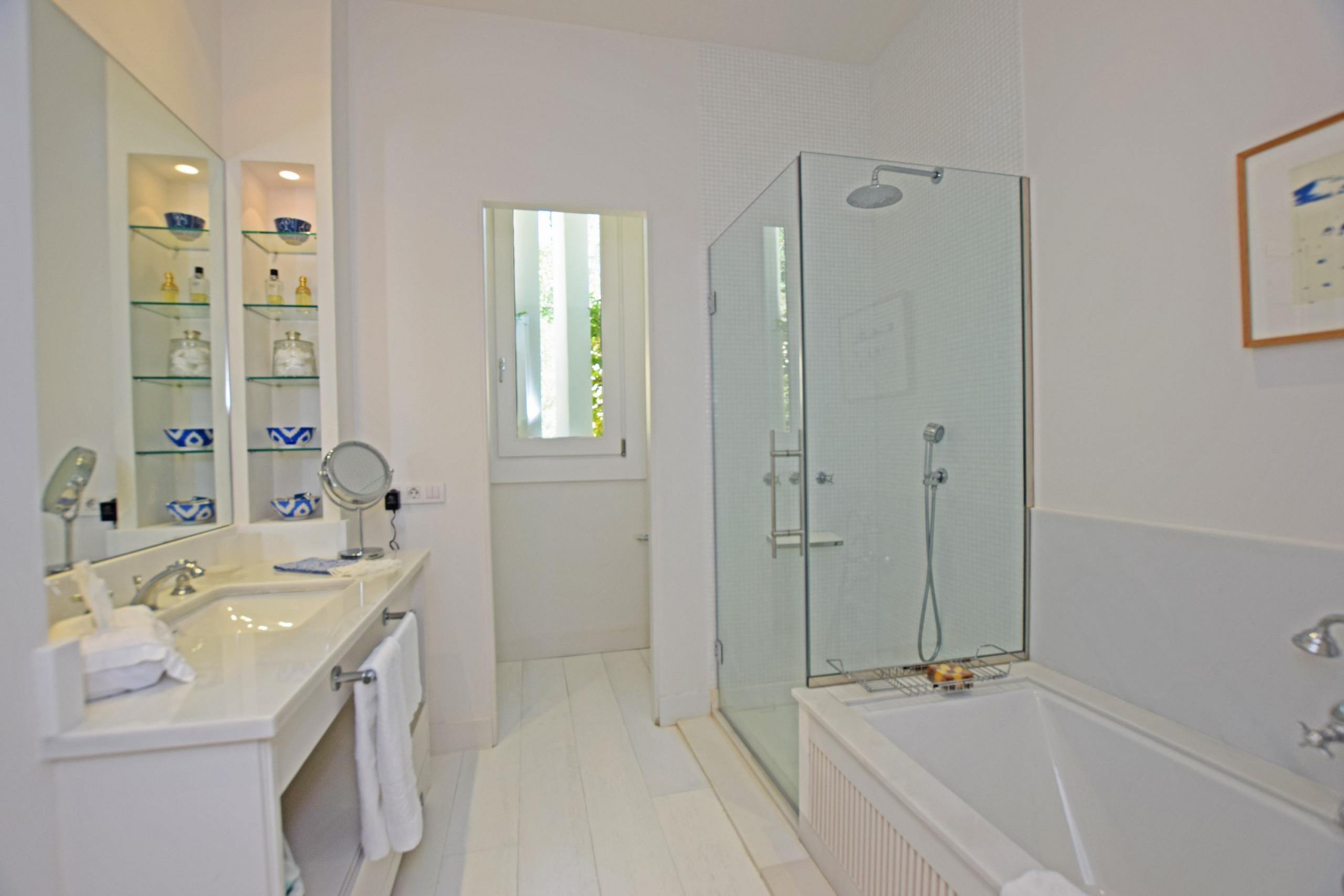 La Recoleta - Baño dormitorio 1