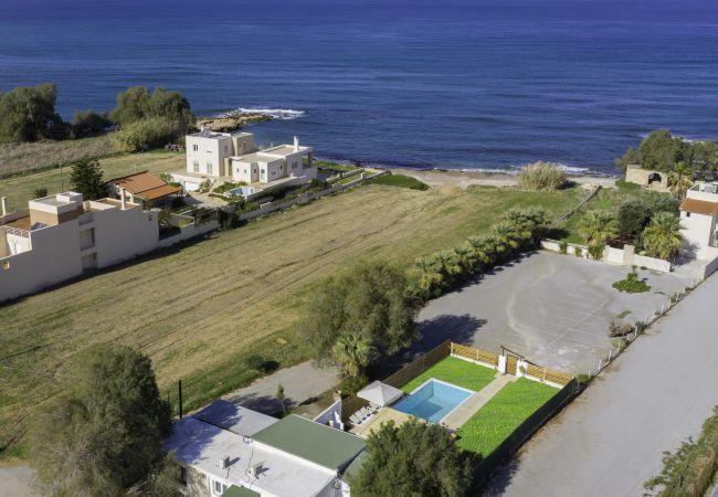 Ferienhaus Hara's Beach Villa (2714778), Rethymno, Kreta Nordküste, Kreta, Griechenland, Bild 2