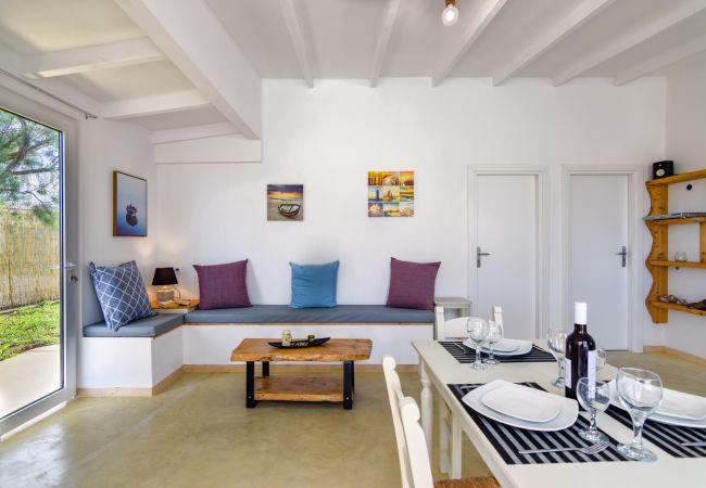 Ferienhaus Hara's Beach Villa (2714778), Rethymno, Kreta Nordküste, Kreta, Griechenland, Bild 4