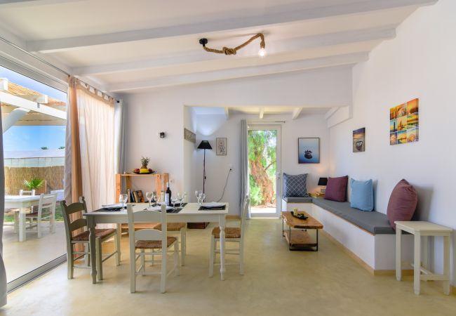 Ferienhaus Hara's Beach Villa (2714778), Rethymno, Kreta Nordküste, Kreta, Griechenland, Bild 5