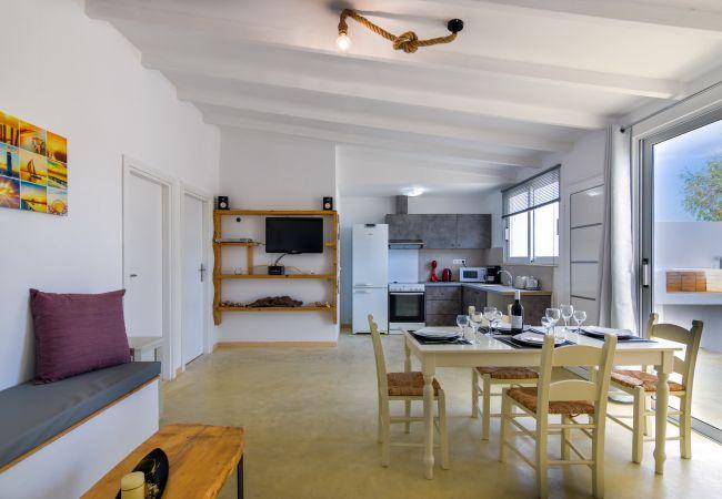 Ferienhaus Hara's Beach Villa (2714778), Rethymno, Kreta Nordküste, Kreta, Griechenland, Bild 6