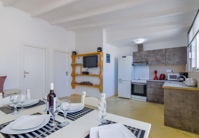 Ferienhaus Hara's Beach Villa (2714778), Rethymno, Kreta Nordküste, Kreta, Griechenland, Bild 7