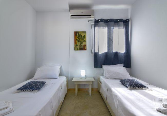 Ferienhaus Hara's Beach Villa (2714778), Rethymno, Kreta Nordküste, Kreta, Griechenland, Bild 12