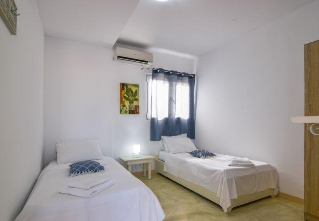 Ferienhaus Hara's Beach Villa (2714778), Rethymno, Kreta Nordküste, Kreta, Griechenland, Bild 13