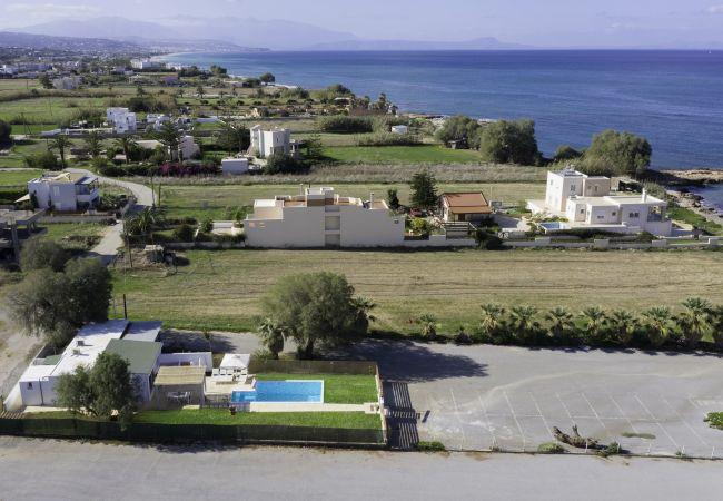 Ferienhaus Hara's Beach Villa (2714778), Rethymno, Kreta Nordküste, Kreta, Griechenland, Bild 17