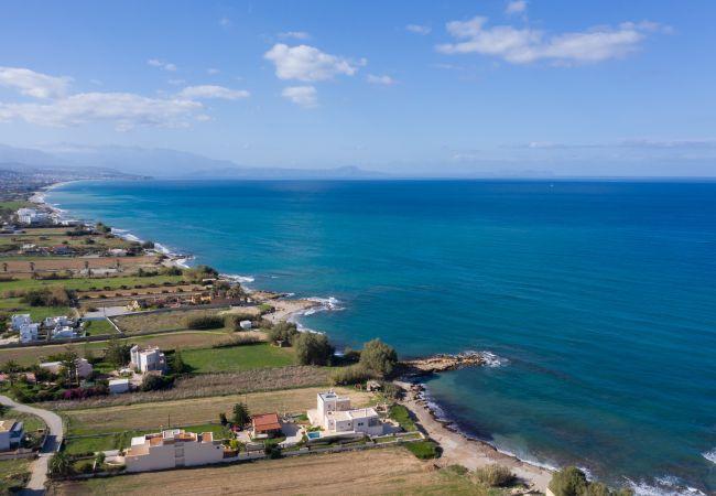 Ferienhaus Hara's Beach Villa (2714778), Rethymno, Kreta Nordküste, Kreta, Griechenland, Bild 21