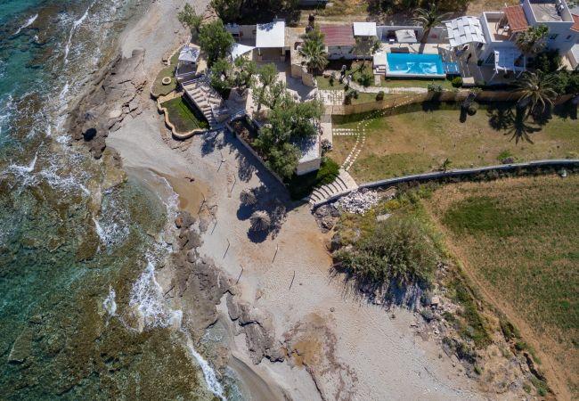 Ferienhaus Hara's Beach Villa (2714778), Rethymno, Kreta Nordküste, Kreta, Griechenland, Bild 23