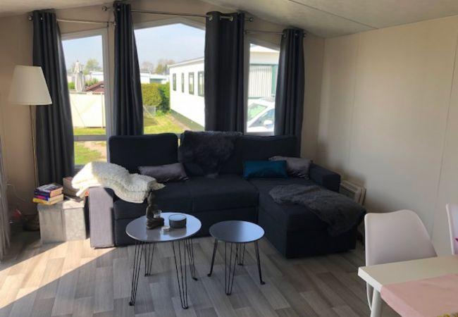 Ferienhaus ZP 435 - Camping de Zandput (2773920), Vrouwenpolder, , Seeland, Niederlande, Bild 1