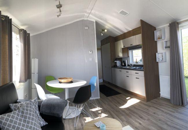 Ferienhaus ZP 604 - Camping de Zandput (2773858), Vrouwenpolder, , Seeland, Niederlande, Bild 4