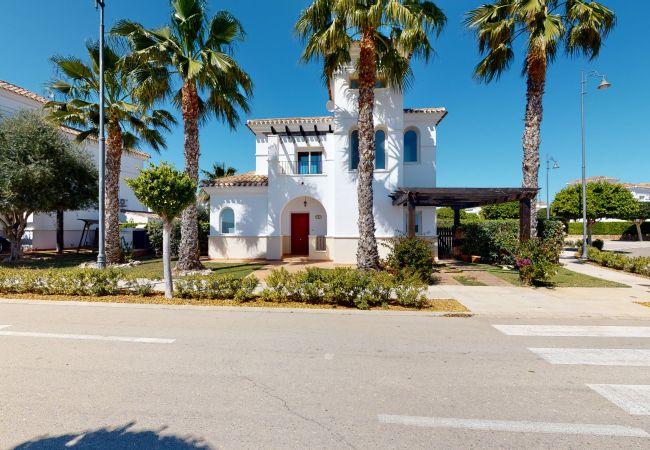 Villa Denton - A Murcia Holiday Rentals Property