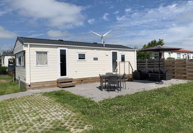 Ferienhaus Chalet Lynn - Oosterschelde Camping Anna Friso (2785701), Kamperland, , Seeland, Niederlande, Bild 11