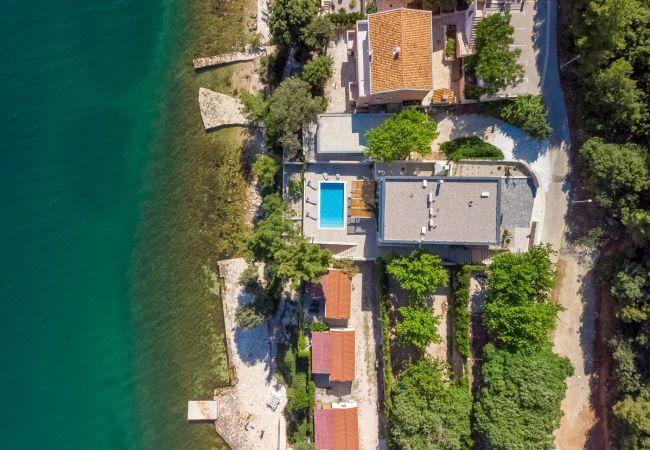 Ferienhaus Beautiful Villa Karla Posedarje, with a Pool (2789363), Posedarje, , Dalmatien, Kroatien, Bild 33