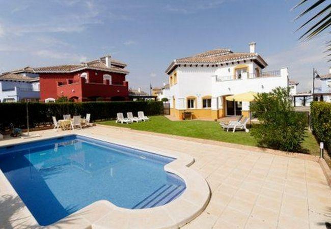 Villa Canelo - A Murcia Holiday Rentals Property   Murcia