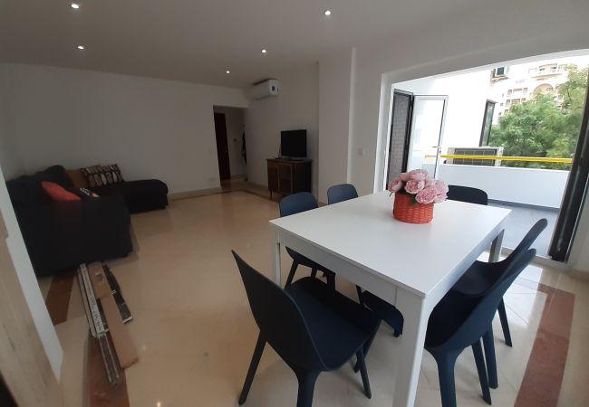 New luxury apartment in quarteira