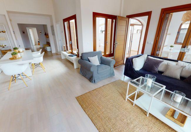 Casa Escapar - A Murcia Holiday Rentals Property  in Spanien