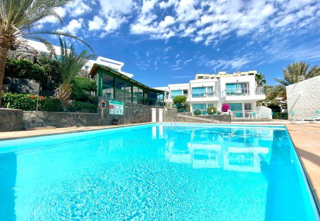 Estandar 1 dormitorio piscina Playa del Aguila
