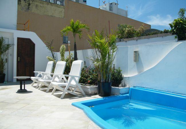 Amazing Penthouse Ipanema rooftop Pool  in Brasilien