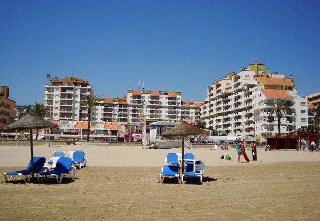 Wohnung Peñiscola Playa 2/3 Personen  in Spanien