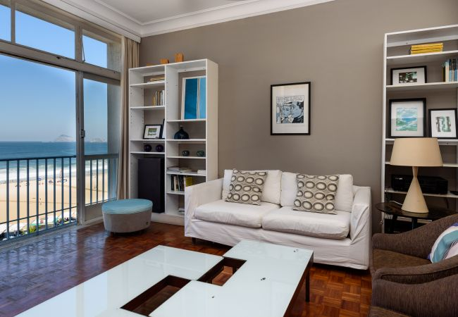 Apartment for up to 7 people in Copacabana facing   in Brasilien