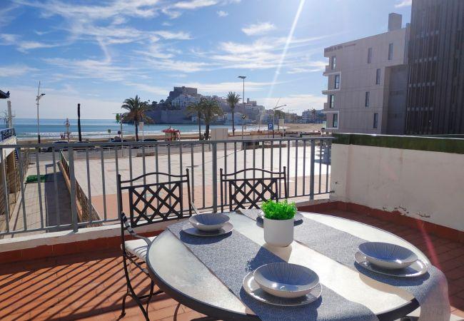 Wohnung Peñiscola Playa 10 Personen   Costa del Azahar