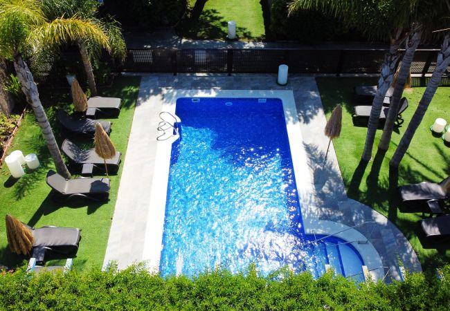 Comodo apartamento 3 con piscina Playa El Palmar