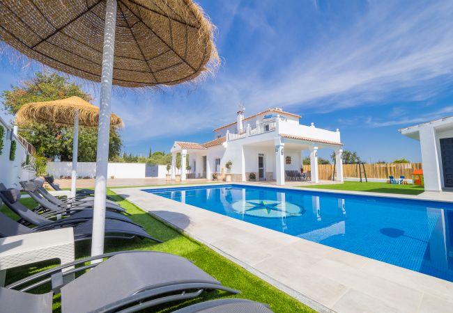 Cubo's Villa Pilar  in Spanien